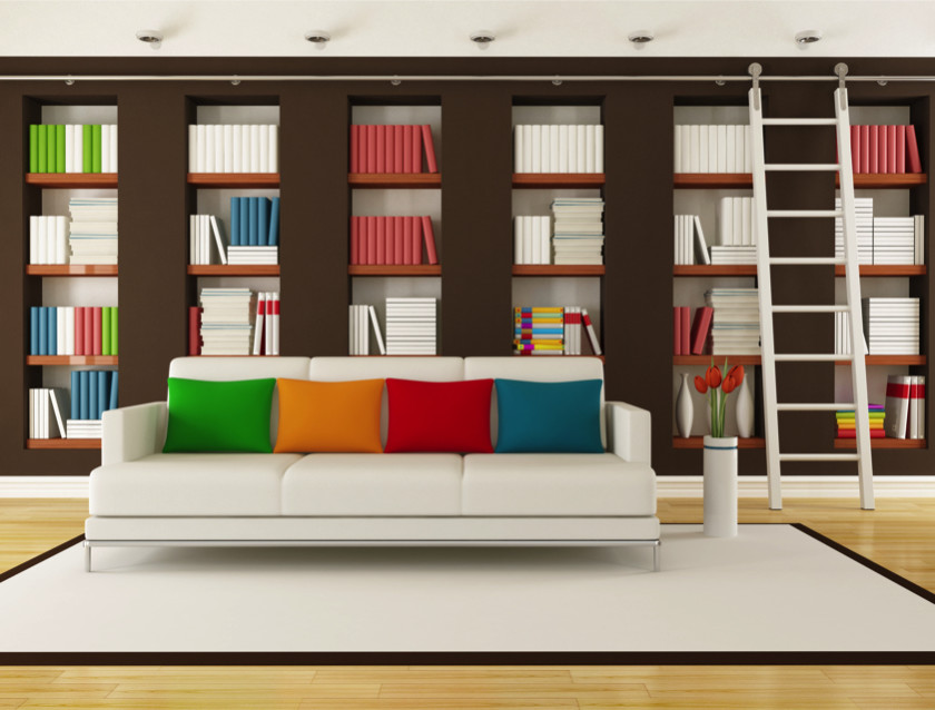 Sensational Bookcases Display Units And Home Libraries