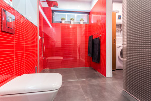 Luxury Glass Walled Home Shower Designs