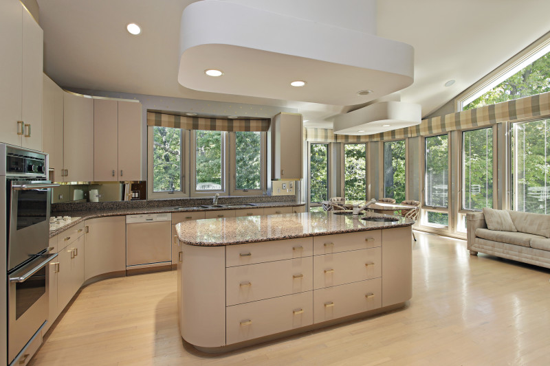 Custom Bespoke Kitchen Designs With Islands