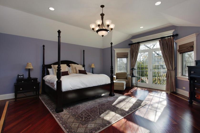 finished attic ideas - Modern Master Bedroom Interior Design Ideas For Inspiration