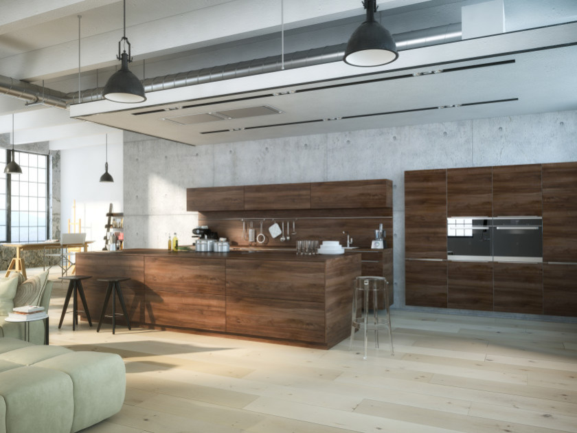 25 amazing designer contemporary dream kitchens for Dream kitchen appliances