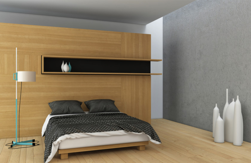 Modern Master Bedroom Interior Design Ideas Simple Minimalist