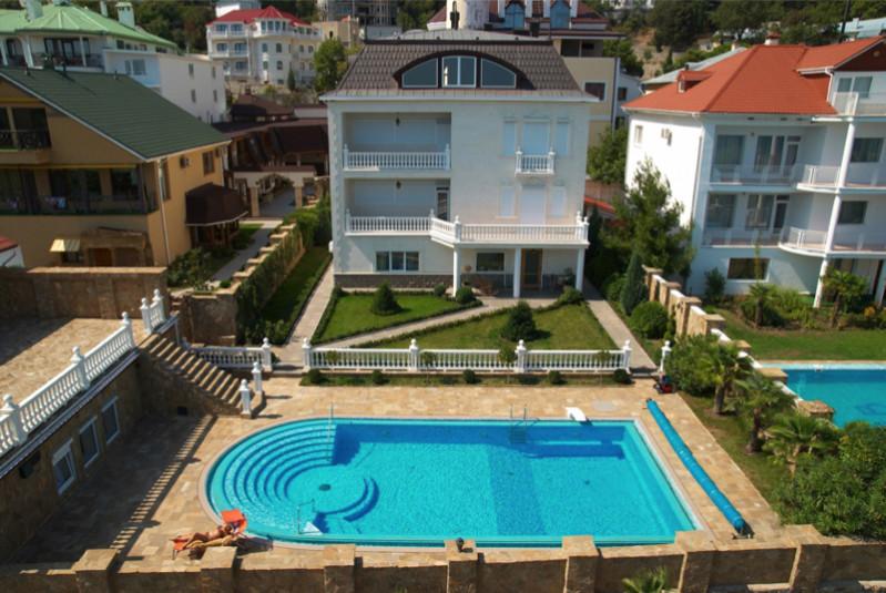 Amazing Luxurious Glistening Swimming Pools