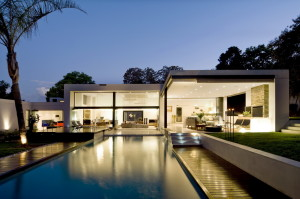 House Mosi Johannesburg South Africa Designed by Nico van der Meulen Architects