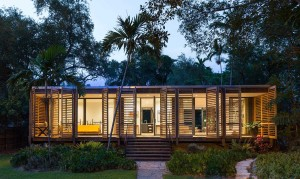 Stunning Brillhart House in Miami, Florida, a Multiple 2014 Award Winner