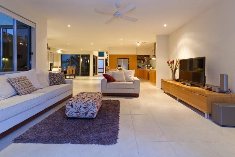 Modern Living Room Interior Design Decorating Ideas