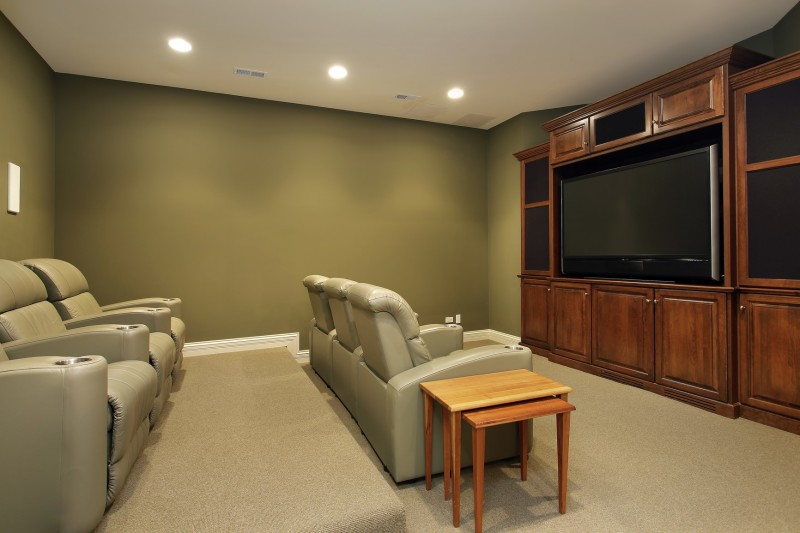 home cinema and media room design ideas - Media Room Design Ideas