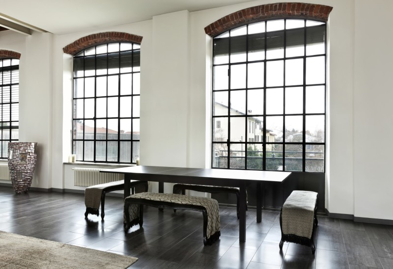 Simple Modern Dining Rooms And Room Furniture