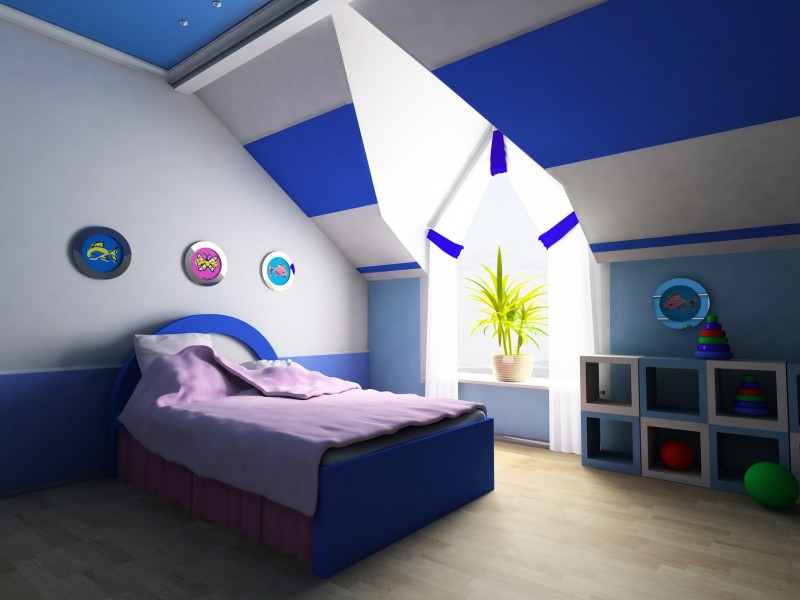 Depositphotos 2279120 m min e1431472948503 - Boy's Cool Bedroom Design Ideas