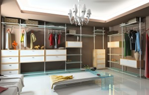 Luxurious Walk in Wardrobes and Dressing Room Ideas