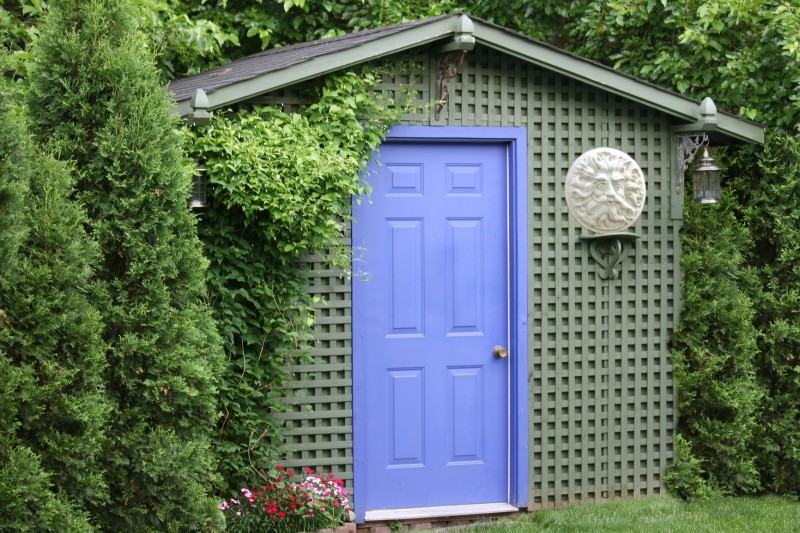 19 Small Quaint Outdoor Gardening Sheds