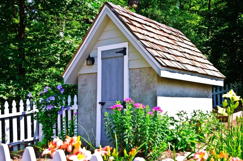 19 small quaint outdoor gardening sheds - Garden Sheds Small