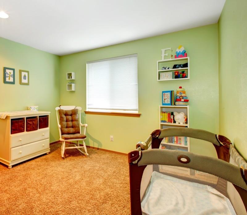 Adorable Baby Nursery Bedroom Design Ideas