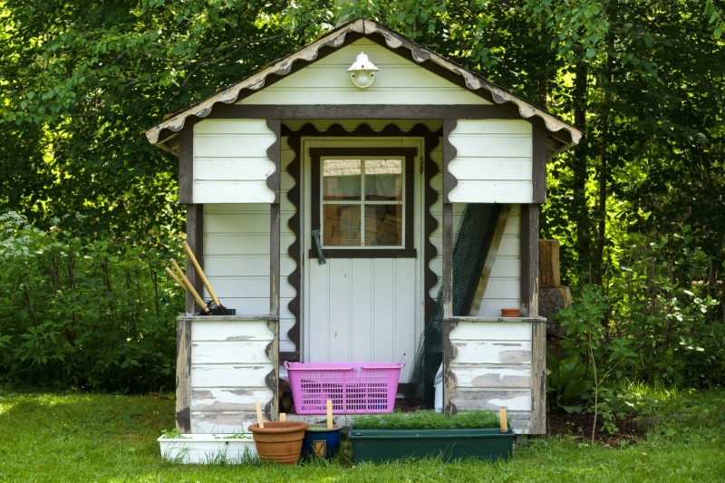 19 Small Quaint Outdoor Gardening Sheds