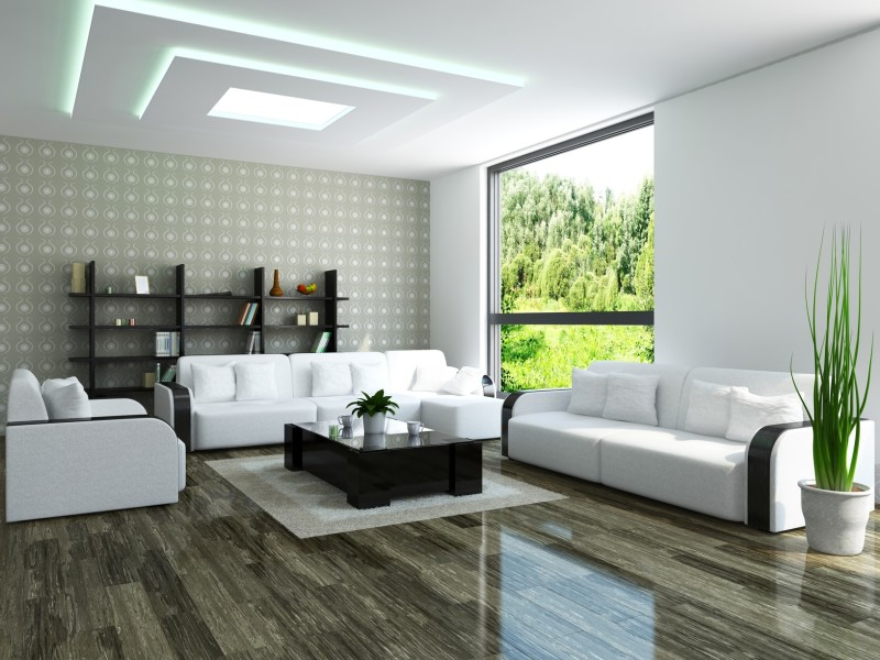 Modern living room interior design decorating ideas for Modern living room flooring ideas