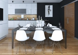 Simple Modern Dining Rooms and Dining Furniture