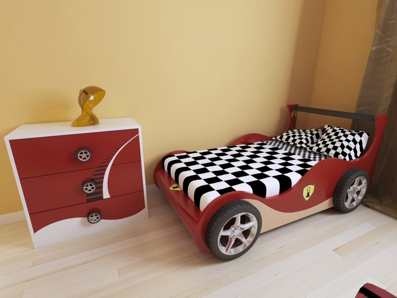 Depositphotos 51678879 m min e1431467703268 - Boy's Cool Bedroom Design Ideas