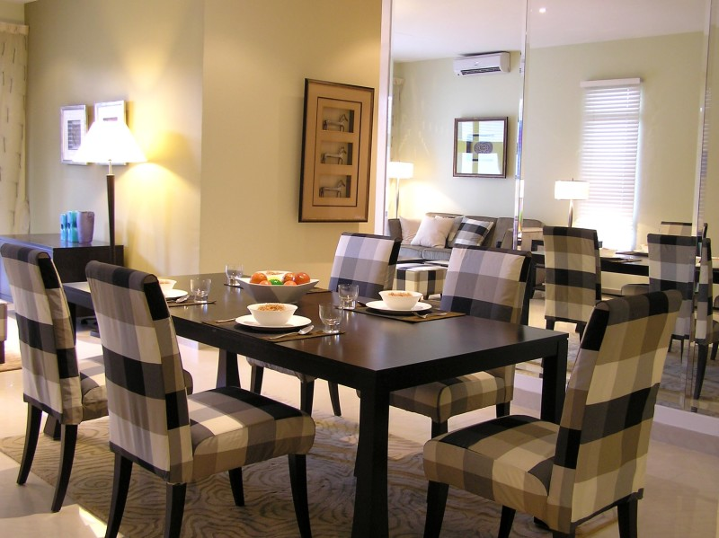 Simple Modern Dining Rooms And Dining Room Furniture