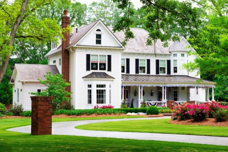 35 Classic House Design Ideas (Traditional Home Design Photos) Awesome Design