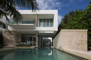 Biscayne Bay Residence, South Florida Residence by Strang Architecture