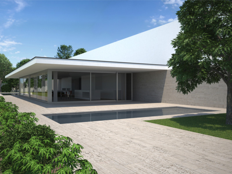 Beautiful modern homes and modern architectural house design - Landscaping modern huis ...
