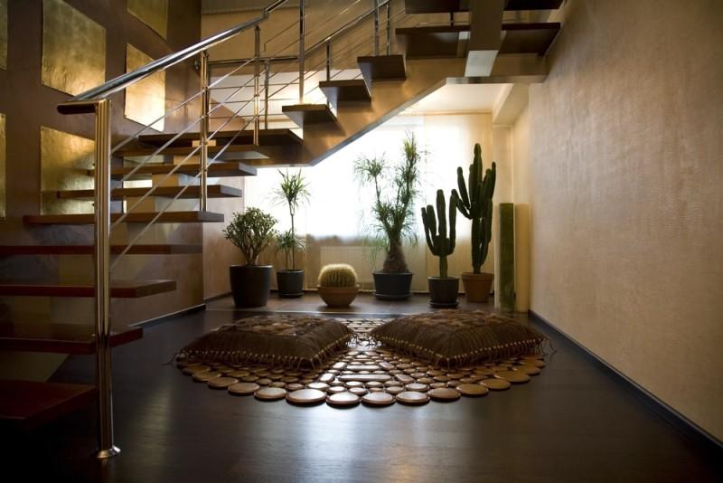 Modern Home Staircase Designs