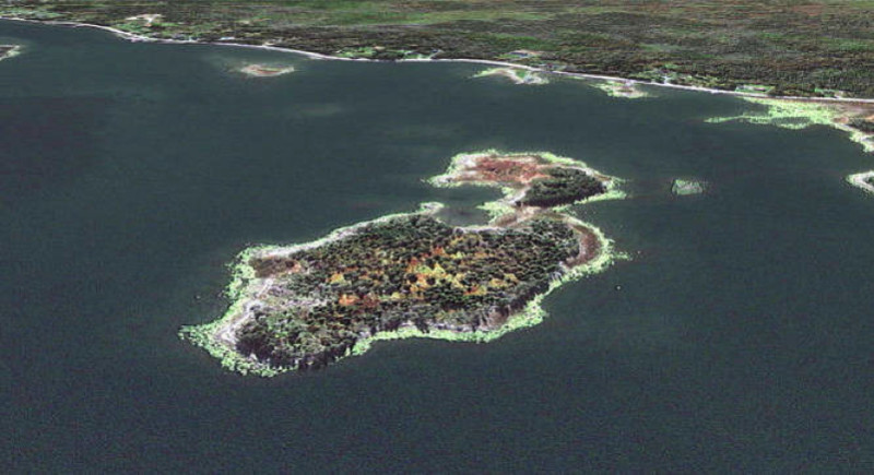 Leader Island e1433873103605 - Private Islands for Sale Under a Million Dollars