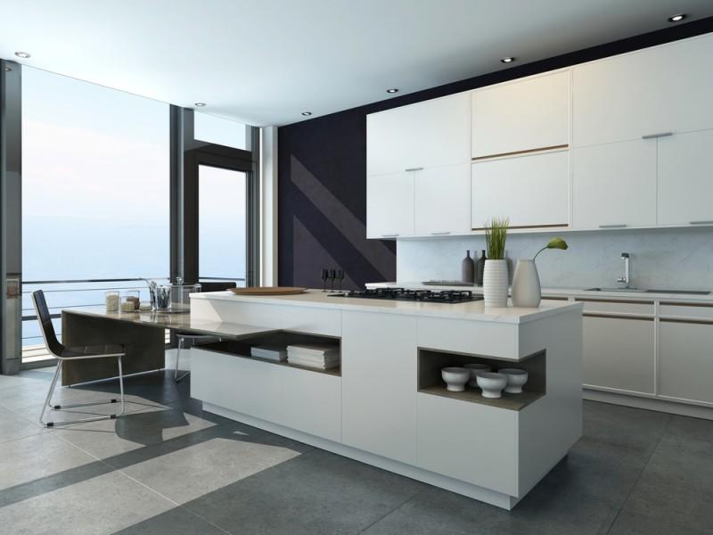 43 luxury modern kitchen designs that you will love for Modern kitchen design chennai