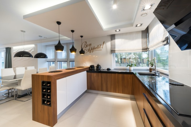 43 luxury modern kitchen designs that you will love