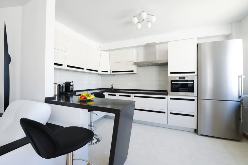 Modern new kitchen luxury interior min e1433183290472 - 43 Luxury Modern Kitchen Designs That You Will Love