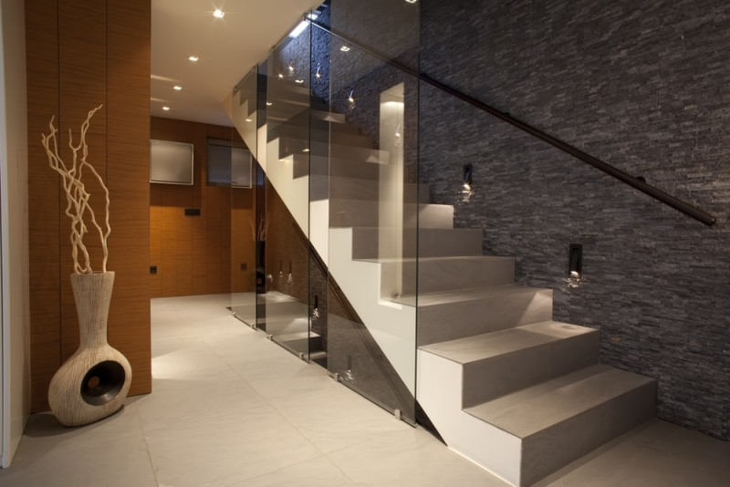 small loft room design ideas - Modern Home Staircase Designs