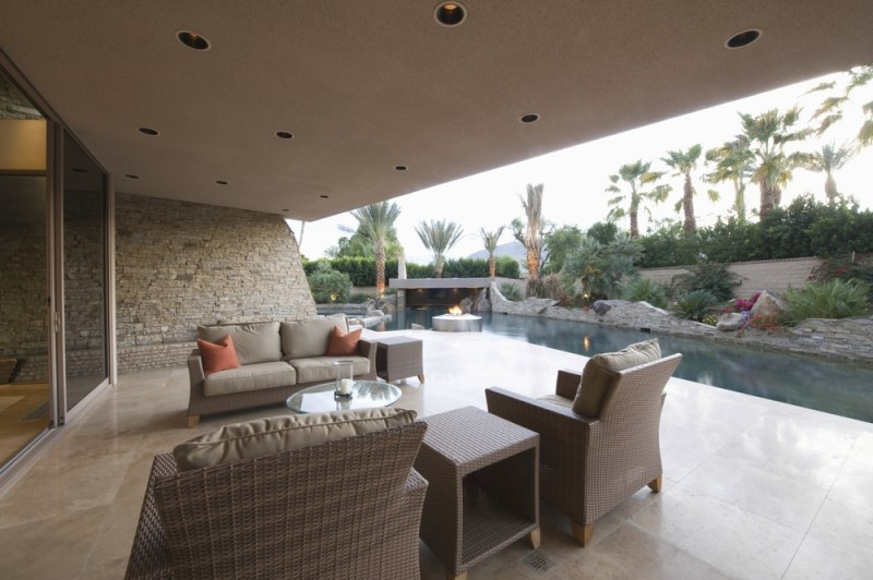 Beautiful patio ideas and designs - Decoracion de porches ...