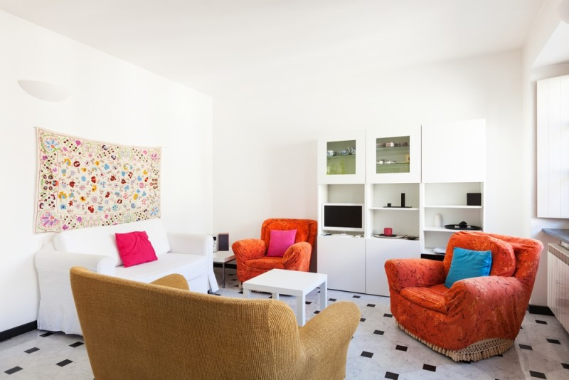 Small Living Room Design Ideas With a Comfortable Feel