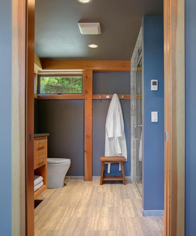 fabcab timbercab 550 bathroom2 via smallhousebliss min e1434944697113 - Unique 550 sq ft Small House Tiny House Design Concept by FabCab
