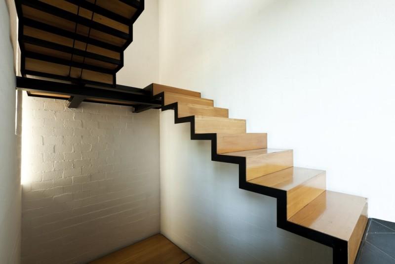 Minimalist a frame house - Modern Home Staircase Designs