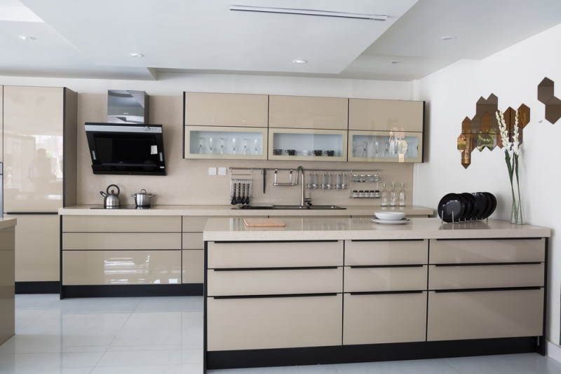 43 luxury modern kitchen designs that you will love for How to set up kitchen cabinets