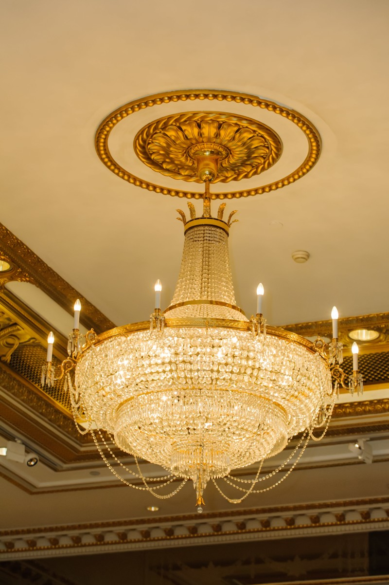 Close To Ceiling Crystal Chandelier Chandeliers Design – Close to Ceiling Crystal Chandelier