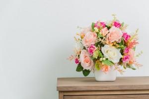 Home Decor Floral Arrangements