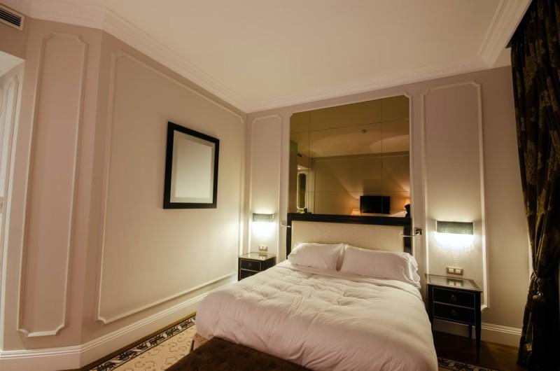 modern romantic bedroom interior.  Romantic Interior Of Elegant And Modern Romantic Bedroom With Luxury Refinements For Modern Romantic Bedroom