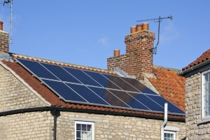 Solar Roof Panels and Residential Solar Energy Systems