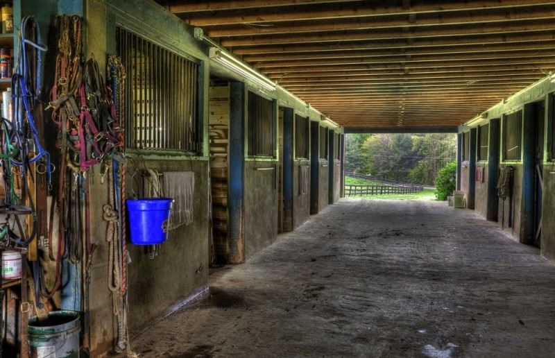 horse barn min e1436992326259 - Horseback Riding Ranch, Horse Stables, Barns and Facilities