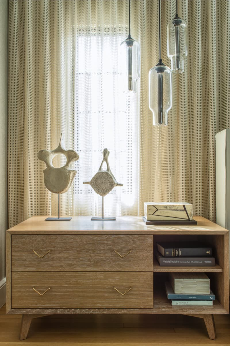HACIN 38CLEMENT 1199 credenza min - Newton Tudor Remodelling Project, Massachusetts by Hacin and Associates