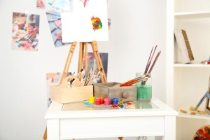 Home Artist Studio Workshop