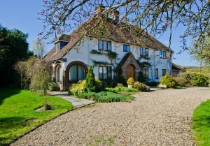 English Countryside Cottages and Houses