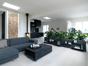 New-York Style Loft Restoration Project in Copenhagen