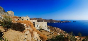 Eagles Nest, Chomatovouni, Serifos Island, Greece by Sinas Architects