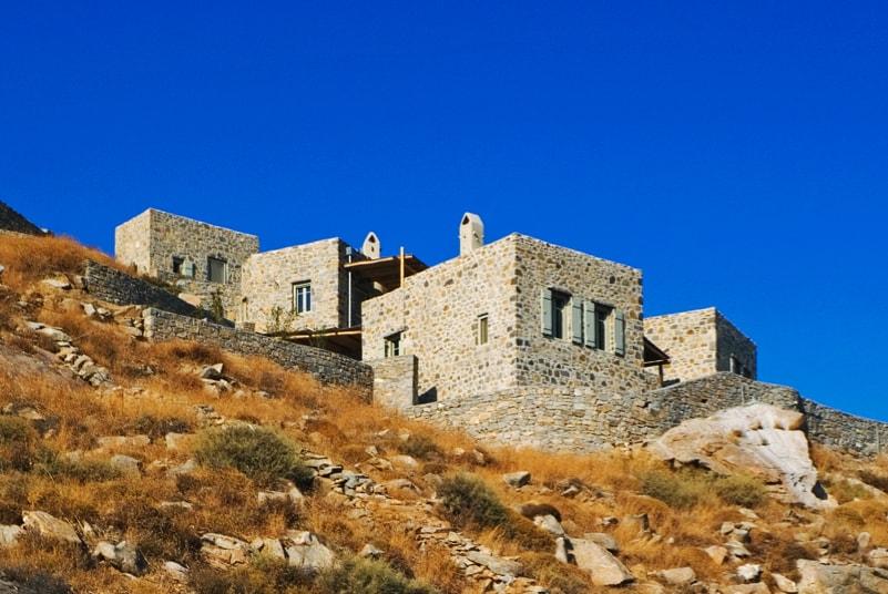 nstef1276 04D min - Eagles Nest, Chomatovouni, Serifos Island, Greece by Sinas Architects
