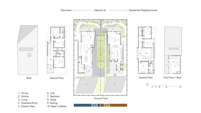 10.Floorplan with 554 sm min min e1442537832558 - 556 Edenton Street House by The Raleigh Architecture Co