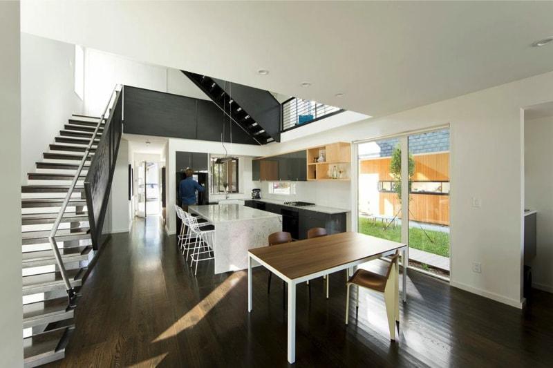 3.556 Kitchen min min - 556 Edenton Street House by The Raleigh Architecture Co