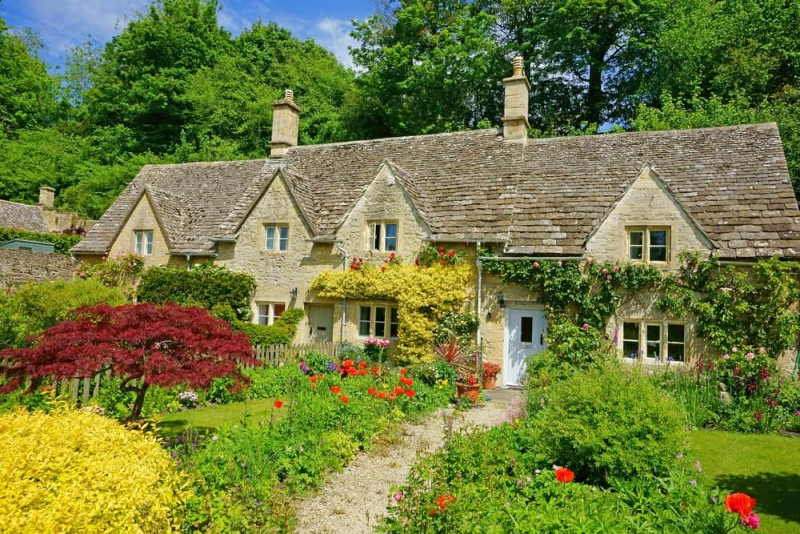 Cottage garden ideas for Beautiful cottages pictures